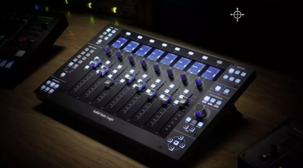 Solid State Logic Unveils UF8 DAW Controller