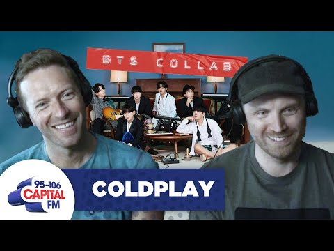Are Coldplay And BTS Collaborating?! 👀   Interview   Capital