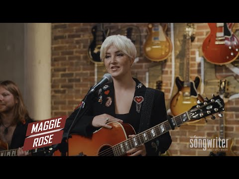 """Behind The Mic – Maggie Rose performs """"Do It"""""""