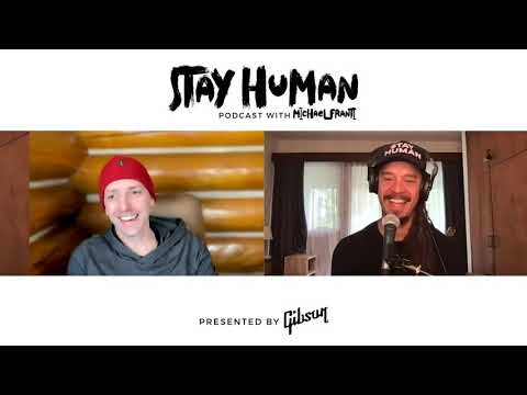 Dave Morin on Stay Human Podcast with Michael Franti