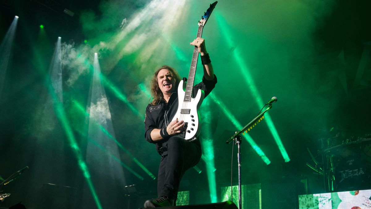 David Ellefson officially out of Megadeth