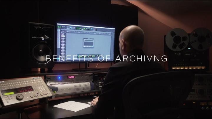 Preservation Of Valuable Audio Assets