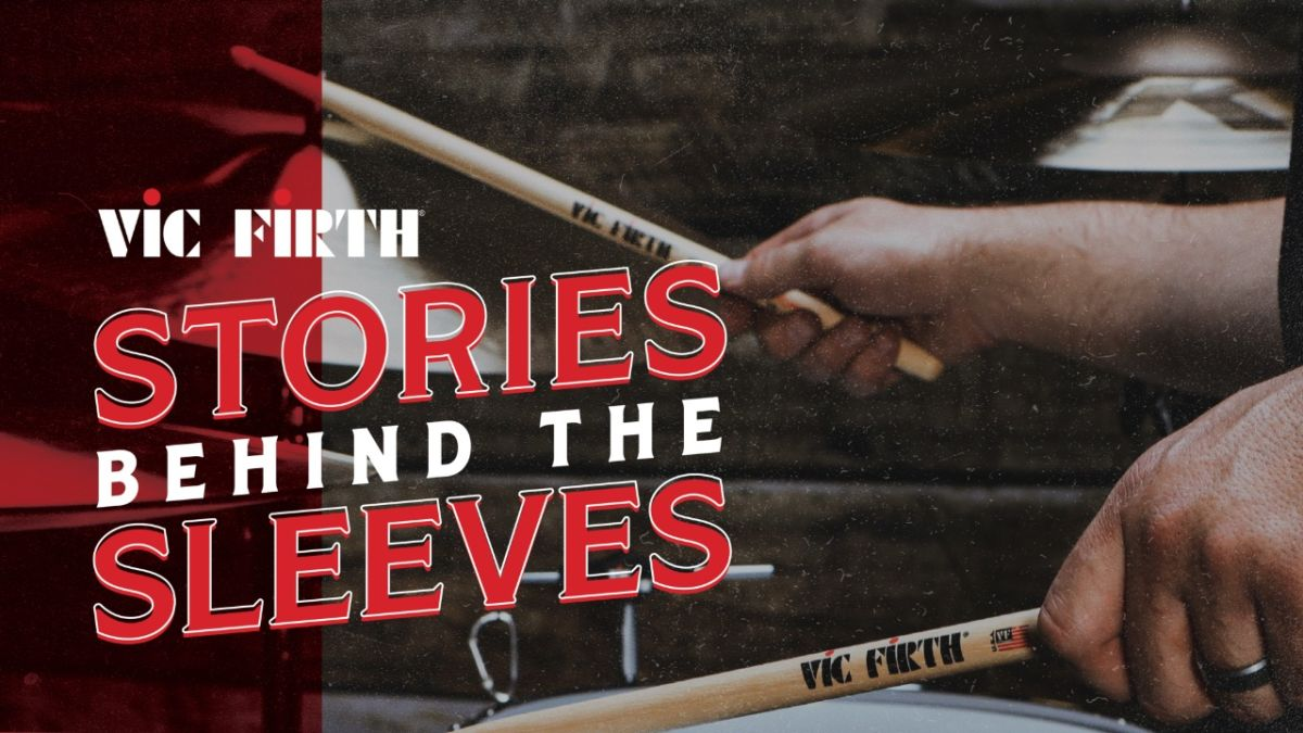 Vic Firth launches Stories Behind The Sleeves artist video series