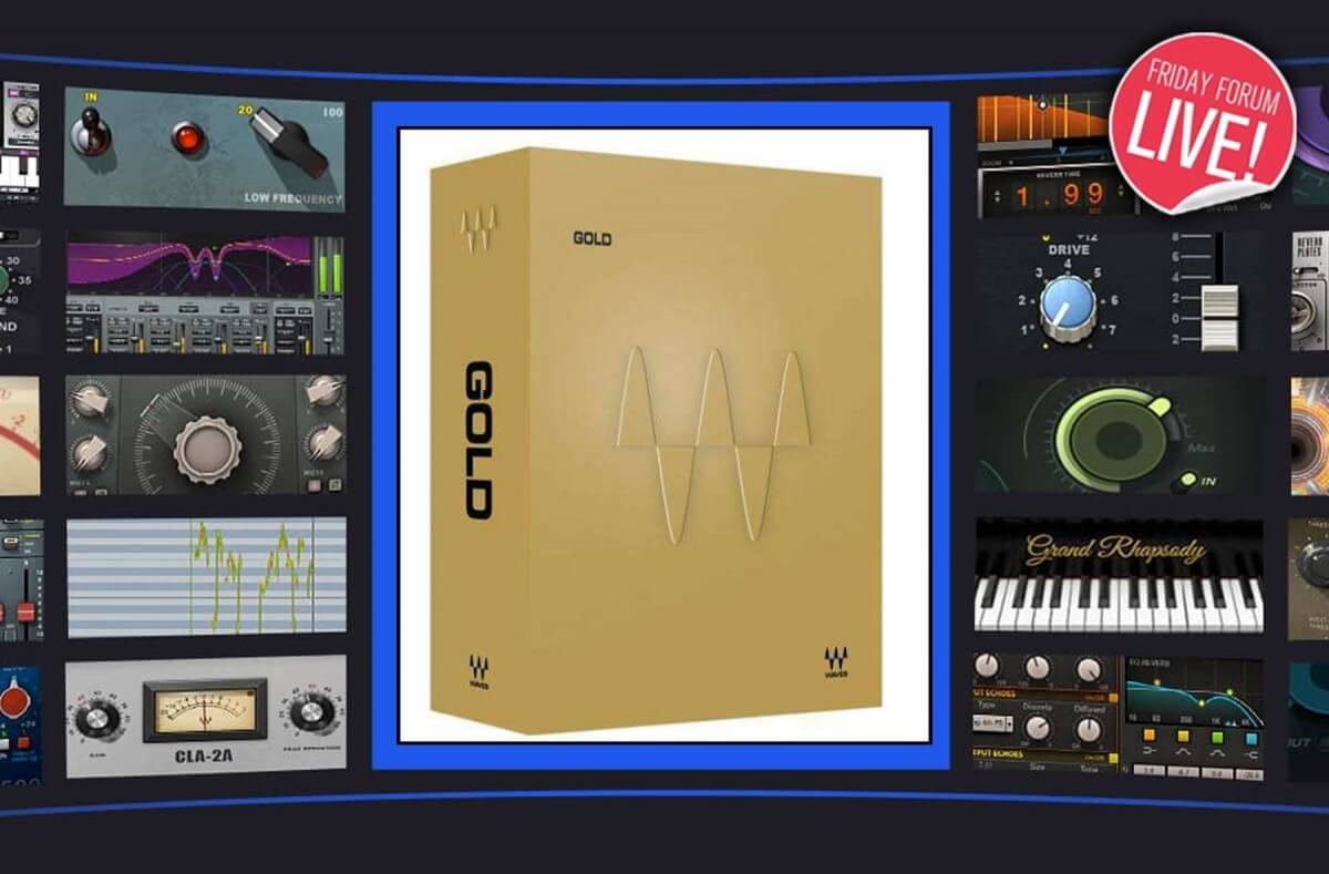 Point Blank Masterclass: Mixing In The Box With Waves Audio