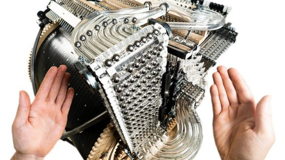 Wintergatan is building another marble-based musical box – Marble Machine X (Video)