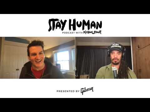 Adam Gardner (of Guster and REVERB) on Stay Human Podcast