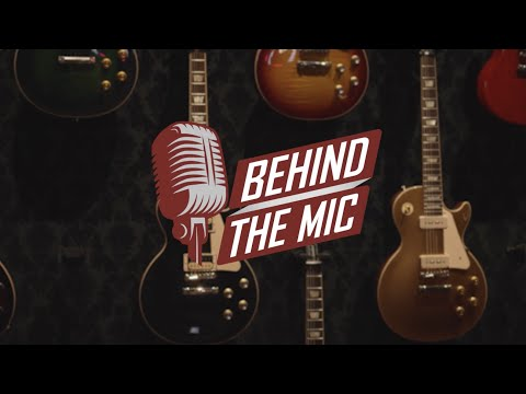 Behind The Mic with Jared James Nichols LIVE From the Gibson Garage