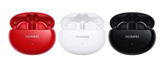 Huawei FreeBuds 4i are ANC true wireless earbuds with up to 10 hours of playback on a single charge