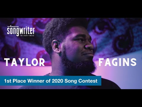 Interview with 35th Anniversary Song Contest Winner, Taylor Fagins