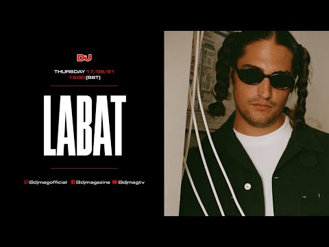 LABAT Live Set From His Studio In France