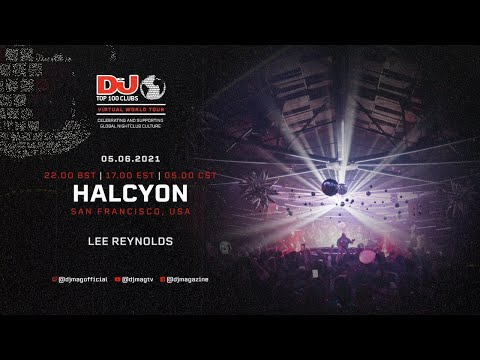 Lee Reynolds Live For Halcyon As Part Of The #Top100Clubs Virtual World Tour