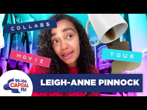Leigh-Anne Pinnock Spills The Tea On Upcoming Collabs With Big Hint 👀   Capital