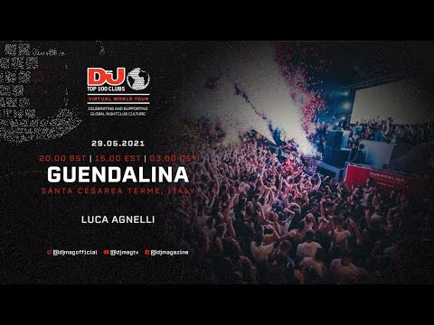 Luca Angelli Live For Guendalina, Italy As Part Of The #Top100Clubs Virtual World Tour