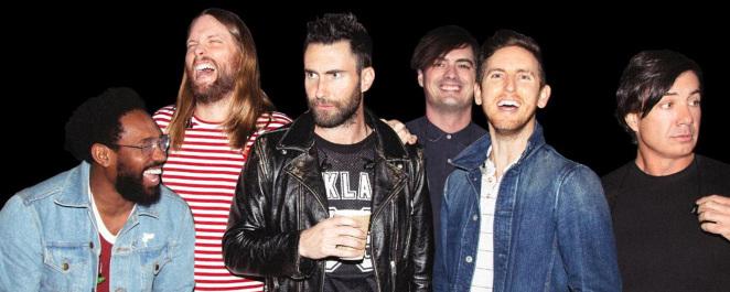Maroon 5 by Travis Schneider