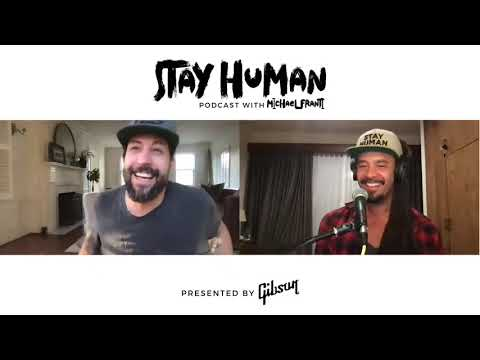 Matthew Ramsey of Old Dominion on Stay Human Podcast