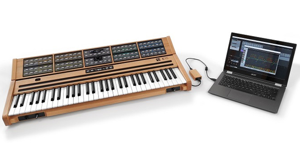 Nonlinear Labs C15 synth gets an internal audio recorder