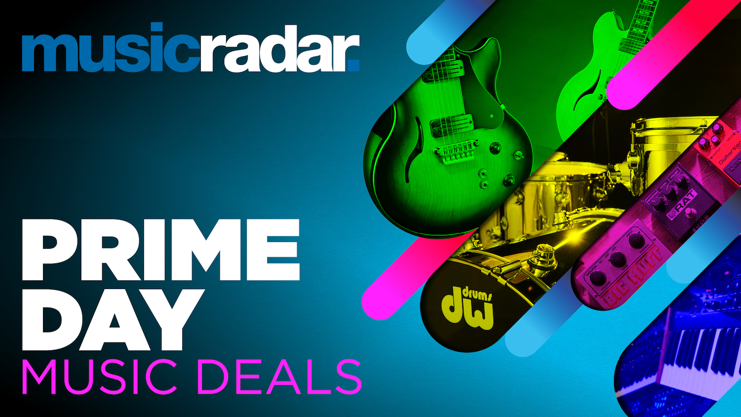 Prime Day music deals 2021: all the best deals for musicians on day one of Prime Day