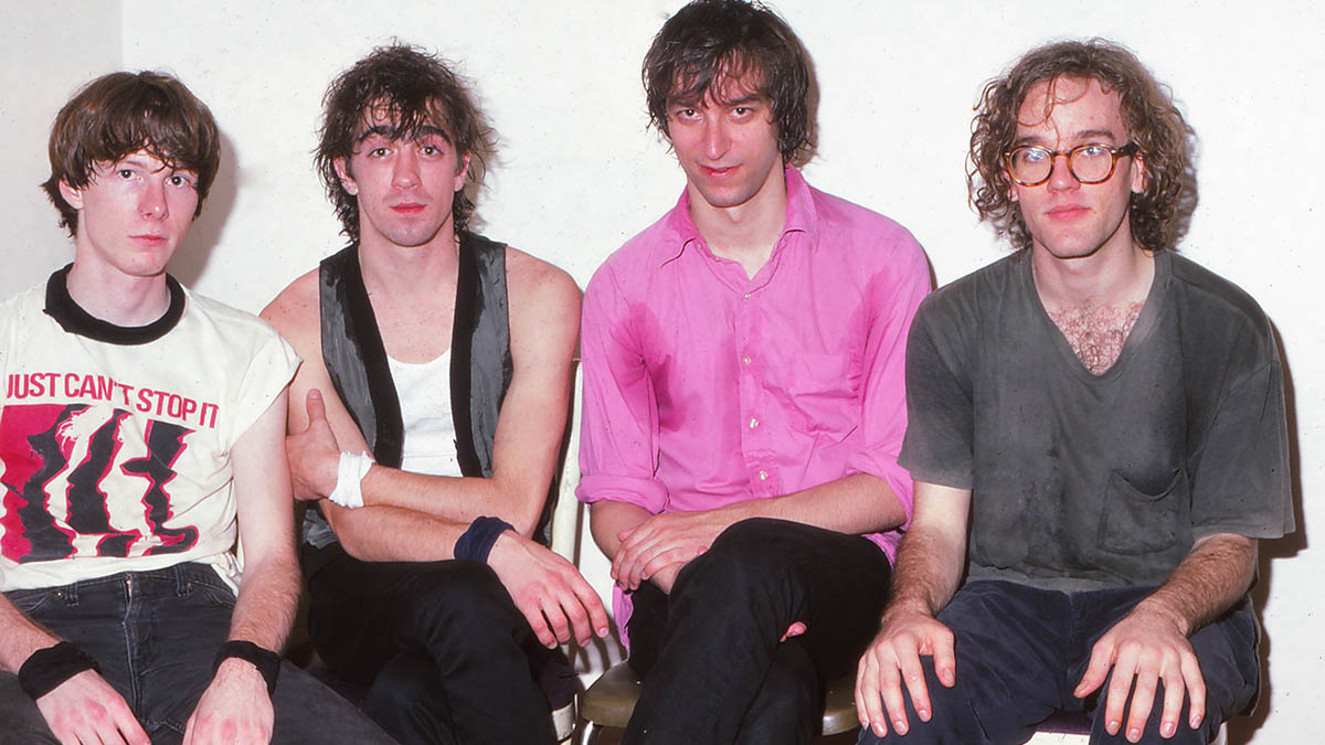 """Producer Mitch Easter shares the inside story of R.E.M.'s early recording sessions: """"It was glorious. They rehearsed a lot just because they liked to play together"""""""