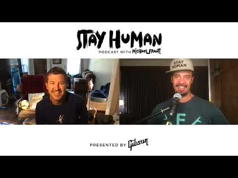 Ray Johnston on Stay Human Podcast with Michael Franti