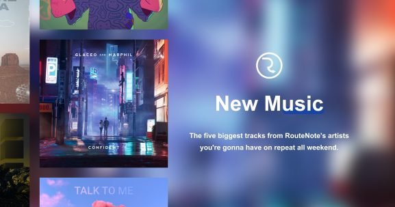 RouteNote's New Music Releases 25th June, 2021: Five of the hottest tracks out today