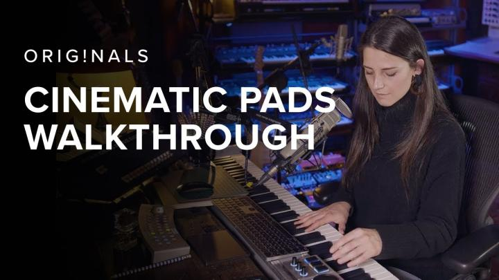 Spitfire Cinematic Pads Out Now