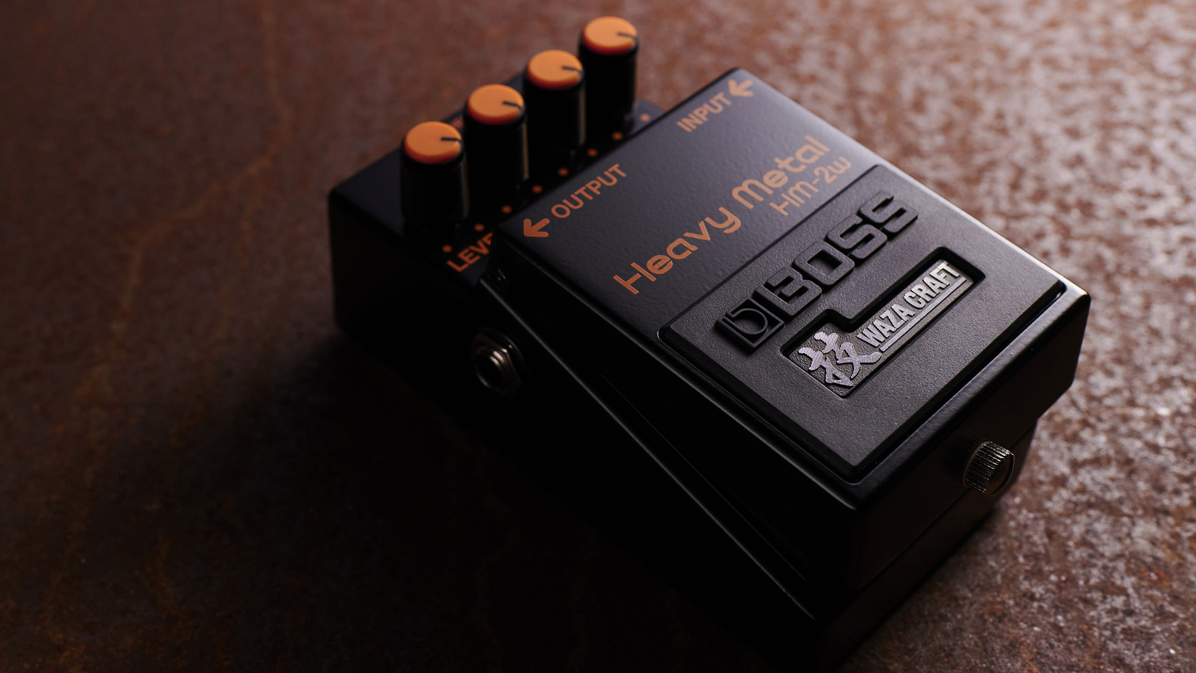 The Boss Heavy Metal pedal is back as the HM-2W and available to preorder now