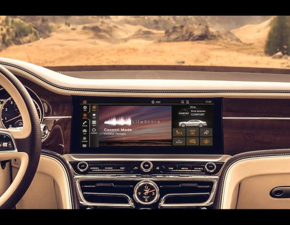 This AI-powered Bentley car is a better musician than you