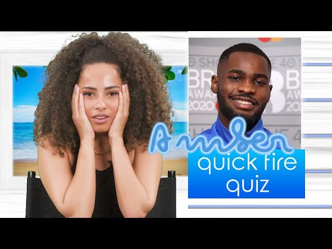 Amber Gill Spills The Tea On Rappers Who Follow Her | Capital