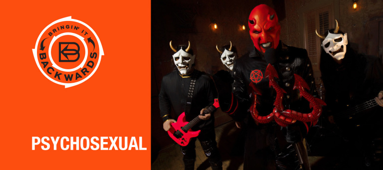 Bringin' it Backwards: Interview with Psychosexual