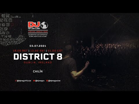 Cailín for District 8, Ireland as part of the #Top100Clubs Virtual World Tour
