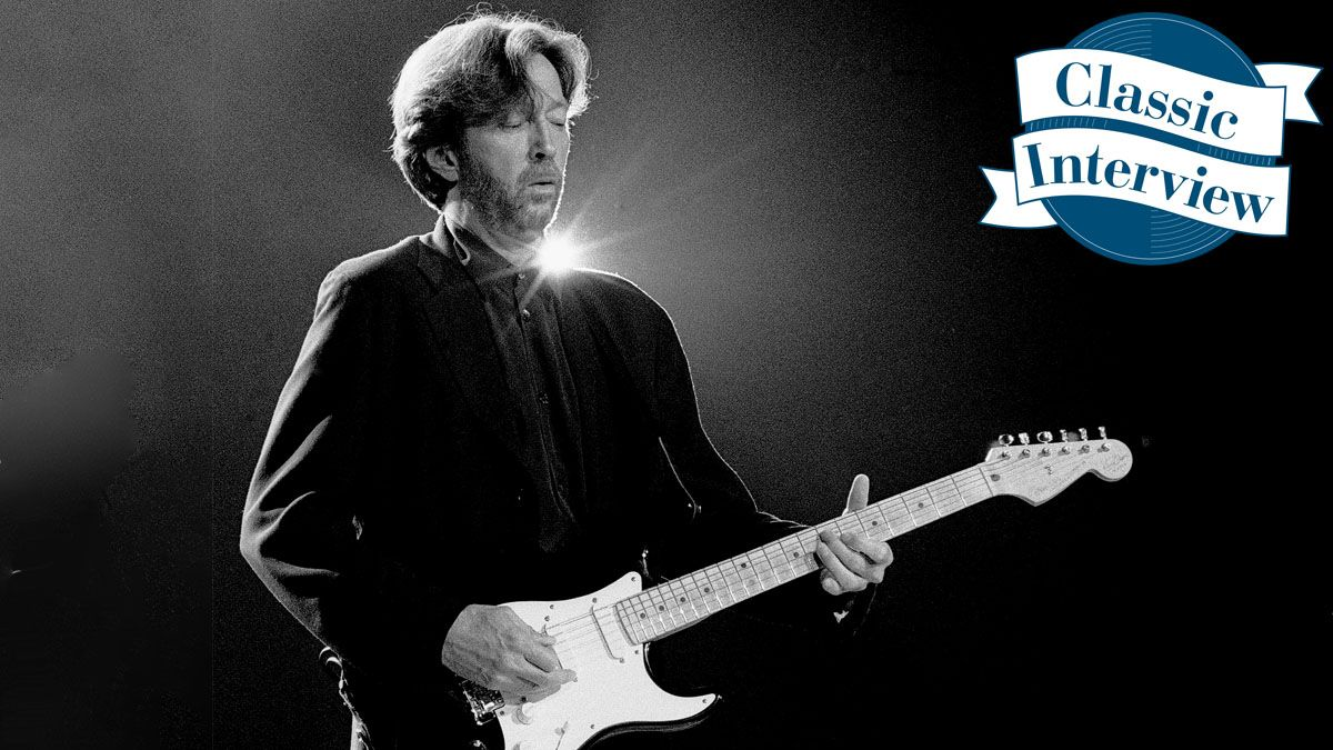 """Classic Interview: Eric Clapton – """"I was in it to save the world. I wanted to tell the world about blues and to get it right. In a way I thought, 'Yes, I am God; quite right!'"""""""