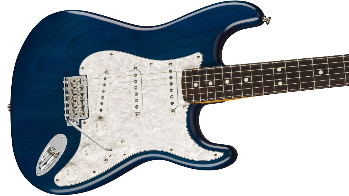 Cory Wong gets a signature Fender Strat