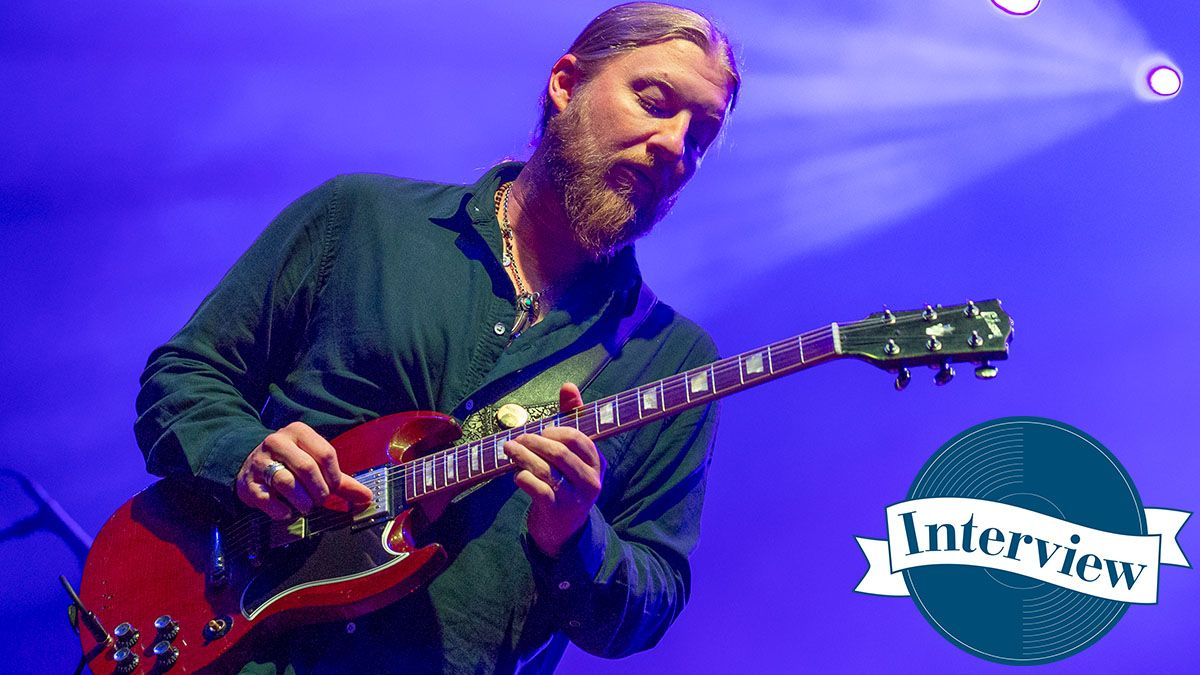 """Derek Trucks: """"I love hearing the Strat with the slide. Clapton is more tucked in. Duane's slide sounded like it could totally flame out or go off the rails at any time"""""""