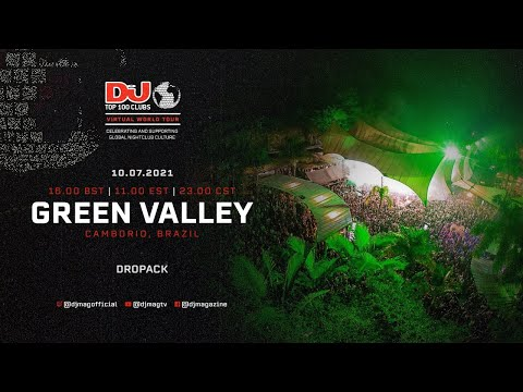 Dropack set for Green Valley, Brazil as part of the #Top100Clubs Virtual World Tour