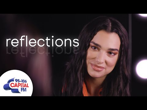 Dua Lipa Talks To Her Own Reflection For 10 Minutes | Reflections | Capital