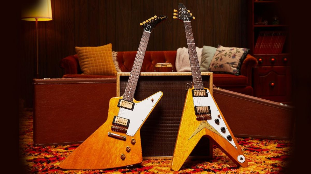 Gibson breaks cover with new guitar plans for 2021