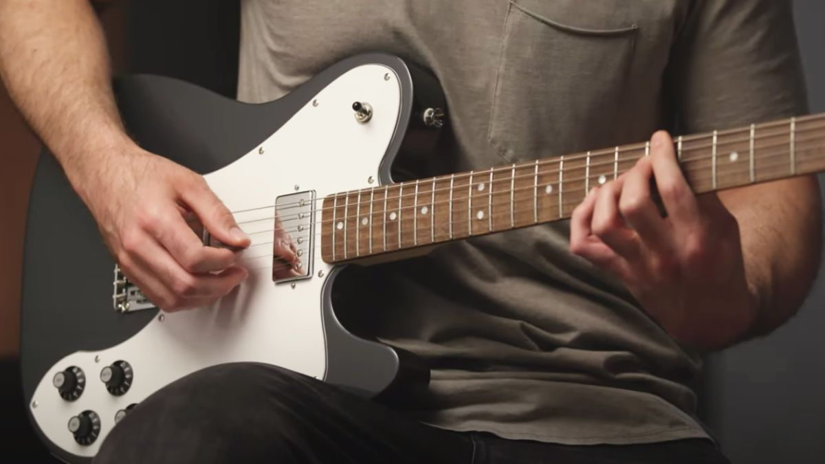 Hear Fender's value-packed Squier Affinity Series guitars and basses in action