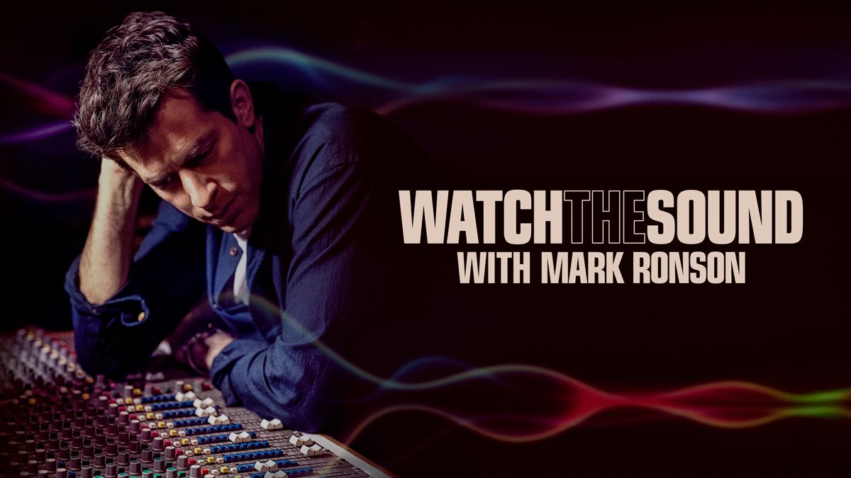 Mark Ronson explores the links between music production and technology in new Apple TV+ show Watch The Sound