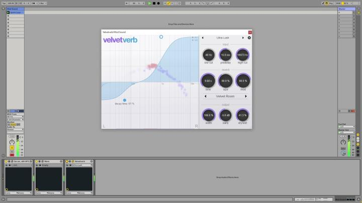 New Algorithmic Reverb For Mac And Windows