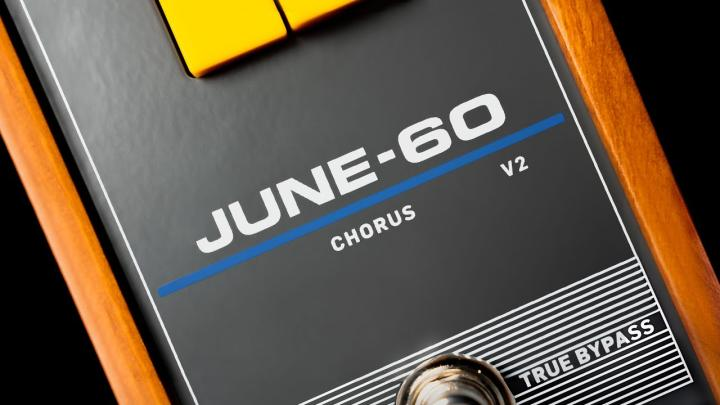 New Version Of Juno Chorus In A Stompbox