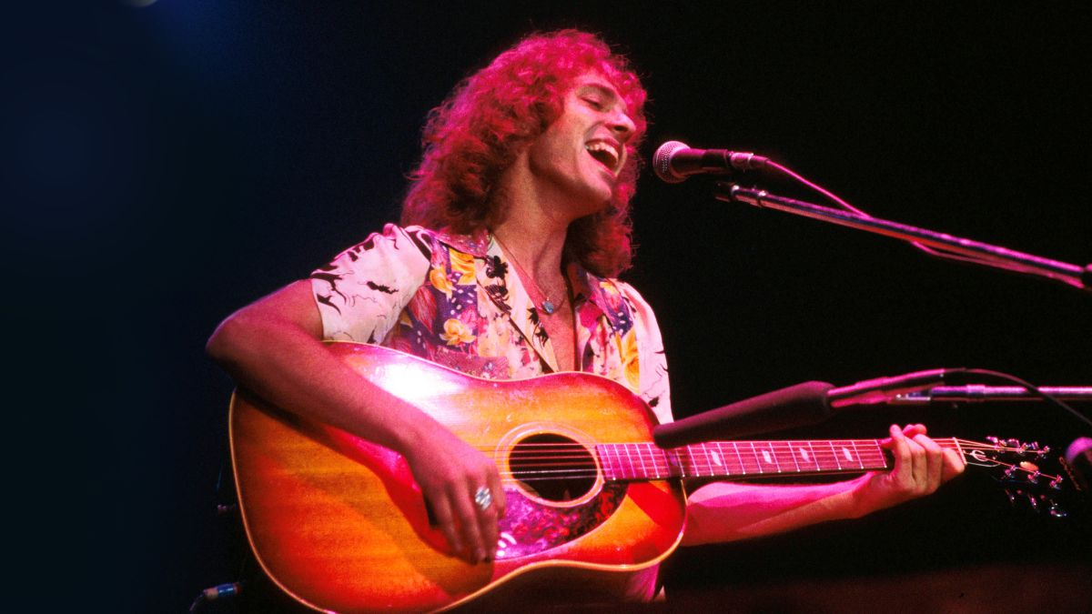 Peter Frampton explains how he wrote his two biggest hits in one day