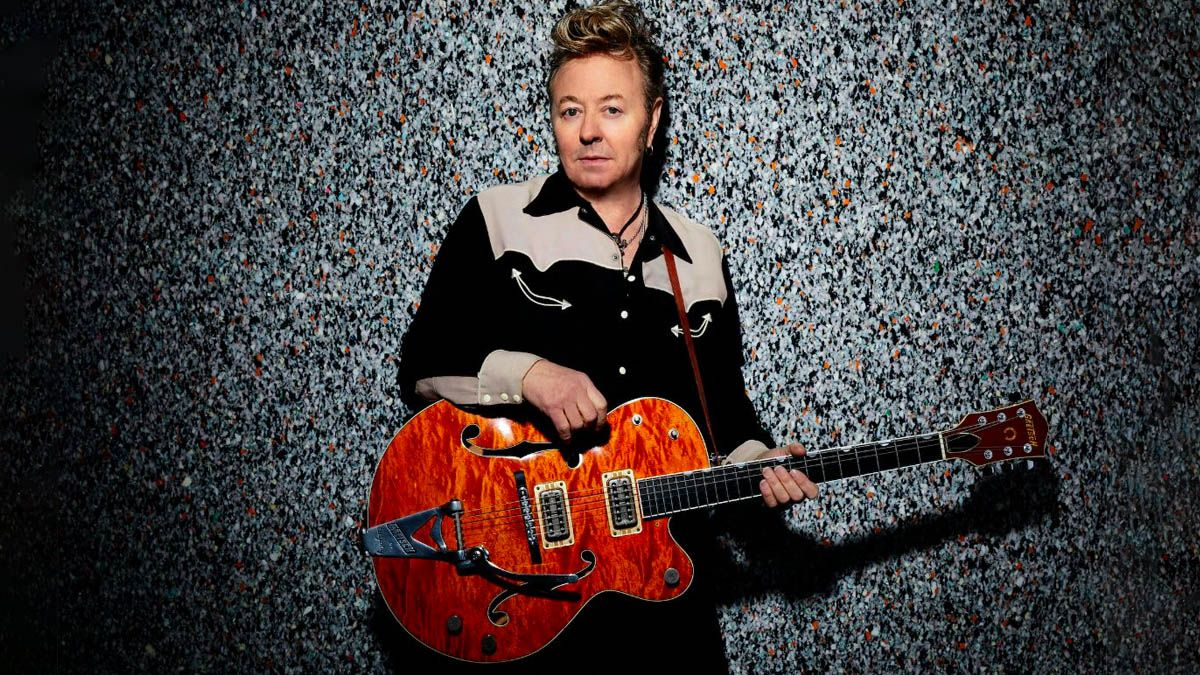 Rockabilly icon Brian Setzer shares second single from forthcoming solo album