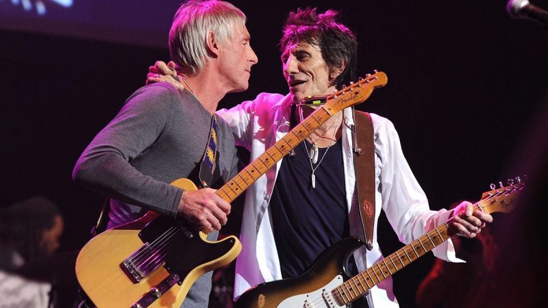 Ronnie Wood to release Jimmy Reed live tribute album featuring Mick Taylor, Paul Weller, Bobby Womack and more