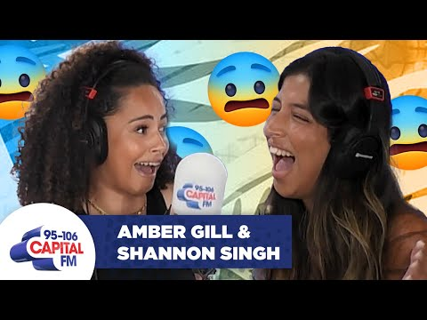 Shannon And Amber Spill Love Island Behind-The-Scenes Gossip | Interview | Capital