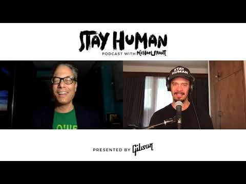 Stay Human podcast – Andrew DeAngelo of Last Prisoner Project