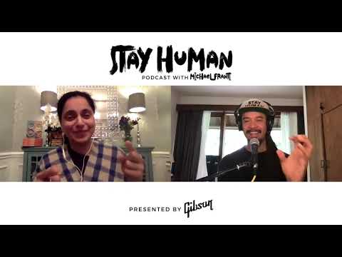 Stay Human Podcast – Maneet Chauhan (Chef & Entrepreneur)