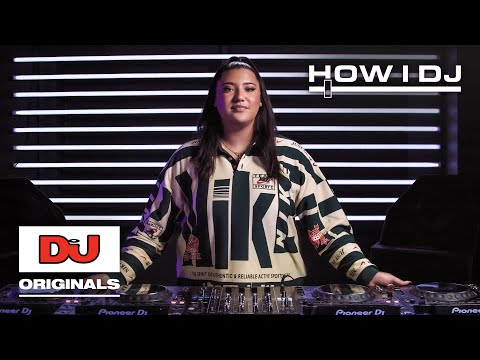 Tiffany Calver on how to mix with acapellas, FX & DJing for MCs | How I DJ, powered by Pioneer DJ