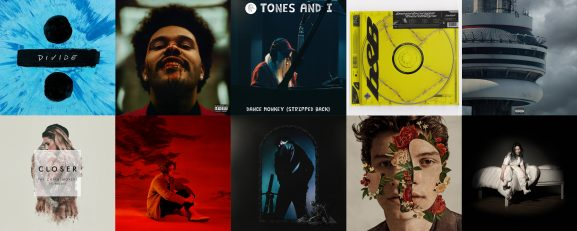 Top 10 most-streamed songs on Spotify – the all-time most popular tracks