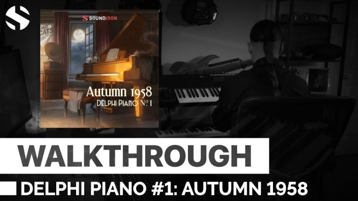 1950s-Style Piano For Kontakt