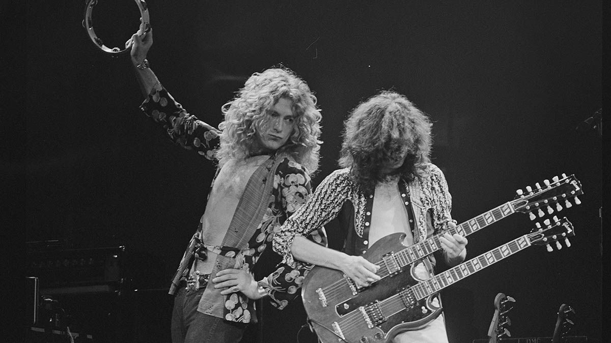 Becoming Led Zeppelin, an all-access documentary, will debut in Venice